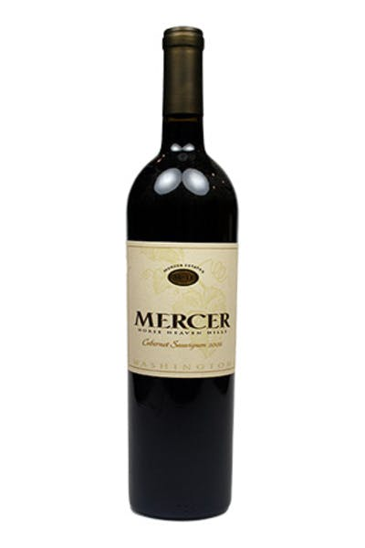 Mercer Cabernet Sauvignon