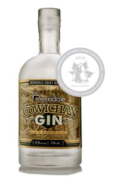 Merridale Cowichan Gin