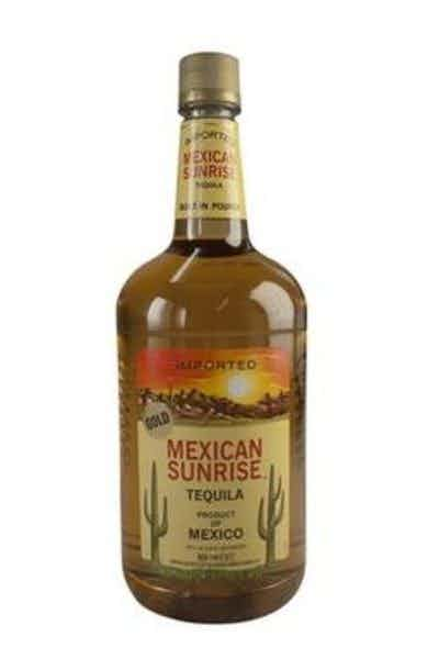 Mexican Sunrise Gold Tequila