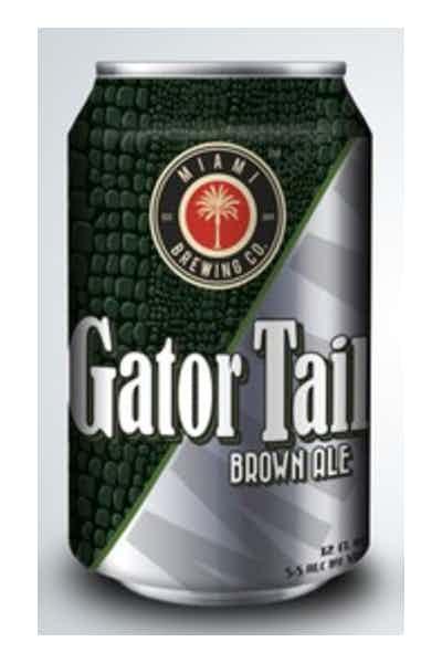Miami Brewing Gator Tail Brown Ale