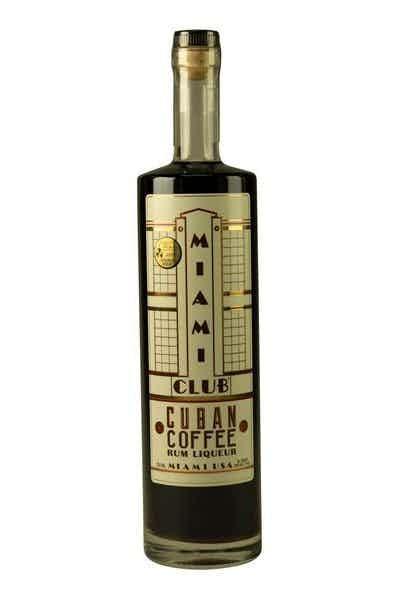 Miami Club Cuban Coffee Rum Liqueur