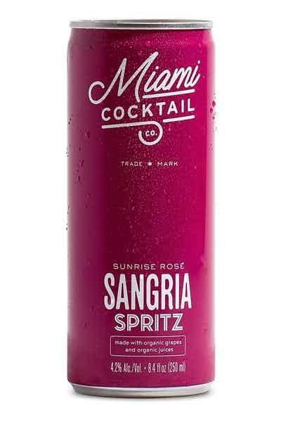 Miami Cocktail Sangria Spritz