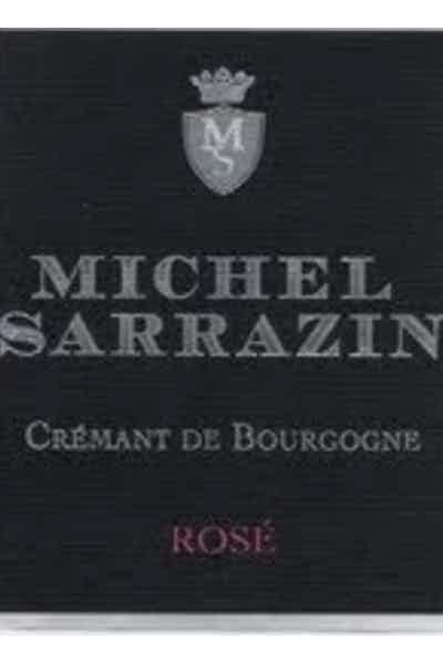Michel Sarrazin Cremant Rose