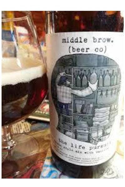 Middle Brow Beer The Life Pursuit