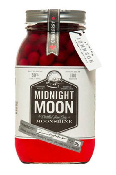 Midnight Moon Cranberry Moonshine
