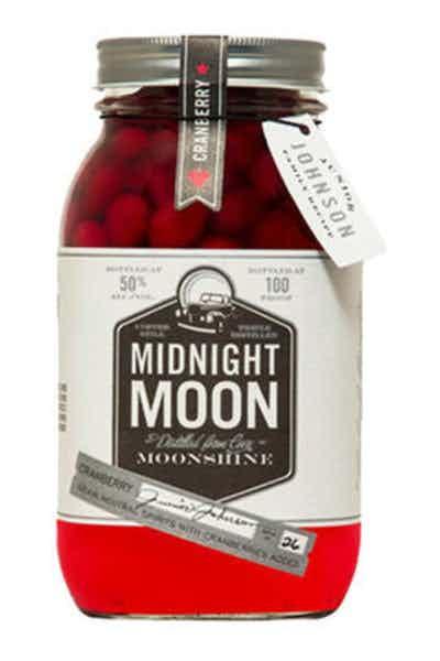 Midnight Moon Cranberry Moonshine