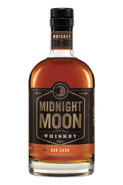 Midnight Moon Whiskey Oak Cask
