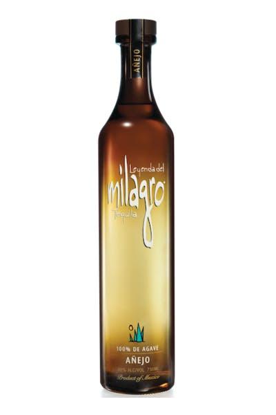 Milagro Anejo Tequila