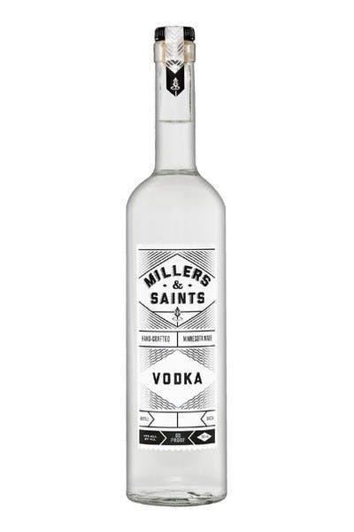 Millers & Saints Vodka