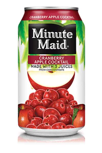Minute Maid Apple Cranberry