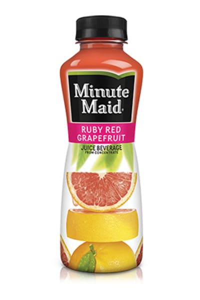 Minute Maid Ruby Red Grapefruit