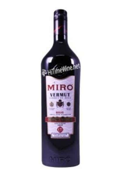 Miro Vermut Rojo Sweet Vermouth
