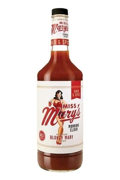Miss Mary's Bold & Spicy Bloody Mary Mix