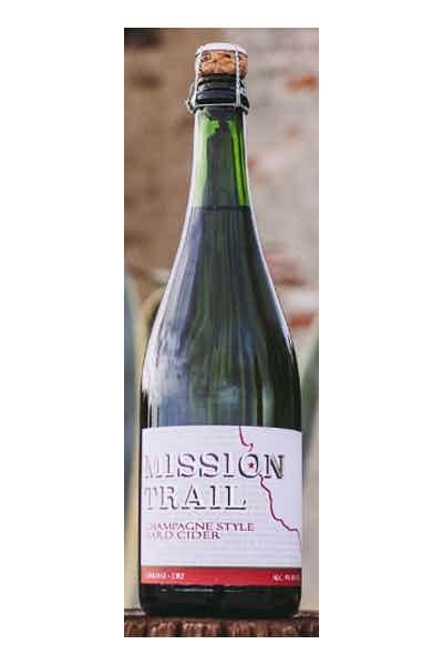 MIssion-Trail Champagne Apple Cider