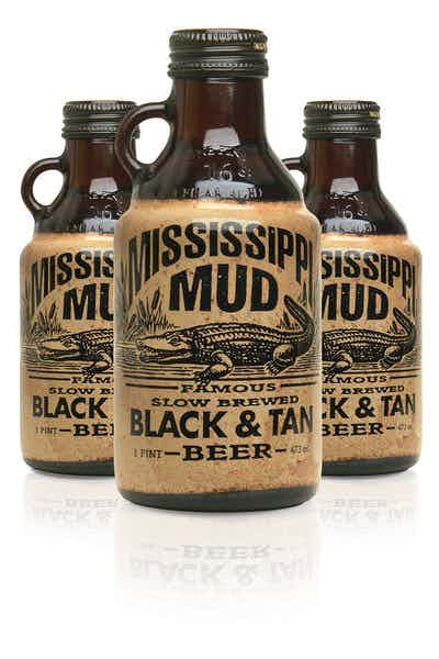 Mississippi Mud Black & Tan Beer