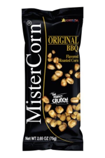 Mistercorn Original BBQ Roasted Corn
