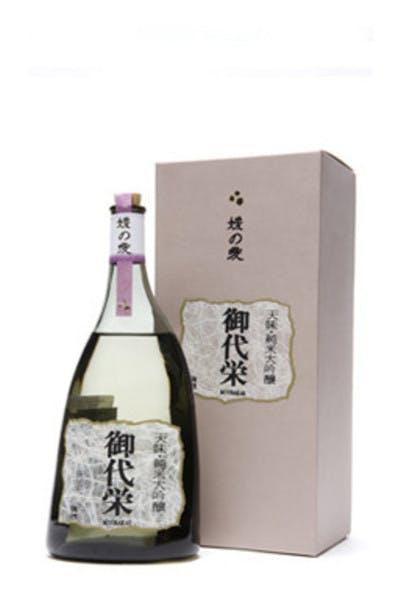 Miyosakae Tenmi Junmai Daiginjo Sake
