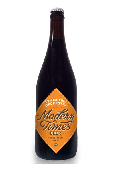 Modern Times Symmetric Orchestra Wild Ale
