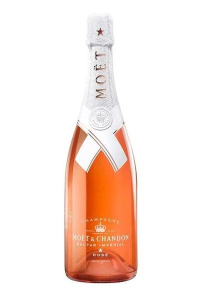 Moet & Chandon Nectar Imperial Rose Limited Edition 2018