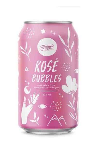 Molly's Artisanal Rose Bubbles