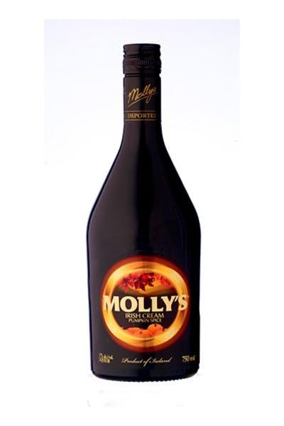 Molly's Irish Cream Pumpkin Spice
