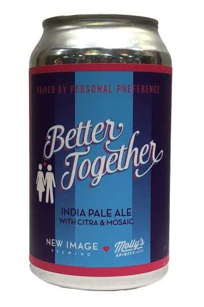 Molly's New Image Better Together IPA