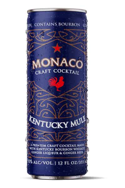 Monaco Cocktails Kentucky Mule