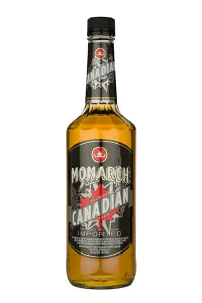 Monarch Canadian Blended Bourbon Whisky