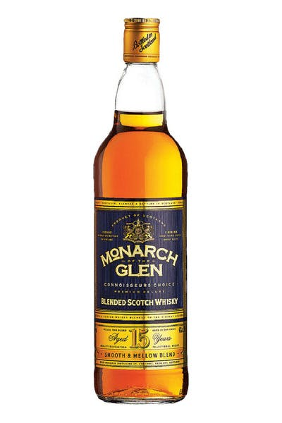 Monarch Of The Glen 15yr Blended Scotch Whisky