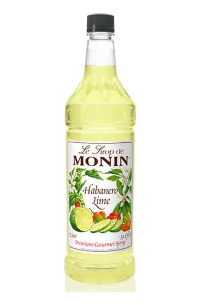 Monin Habanero Lime