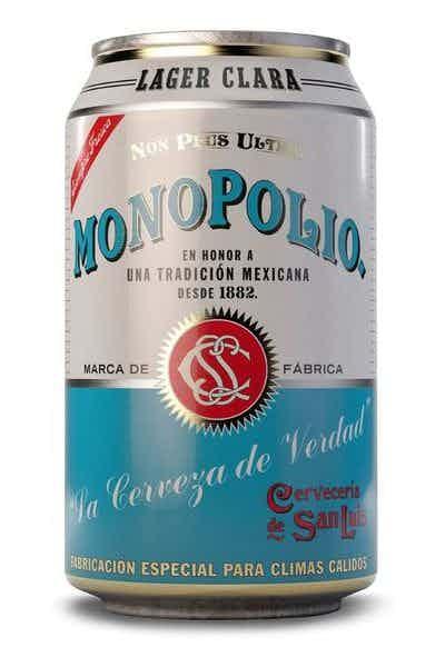 Monopolio Lager Clara