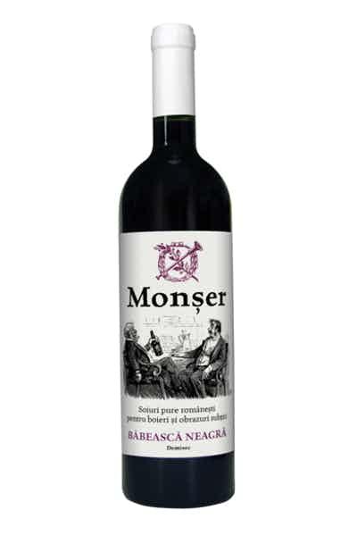 Monser Babeasca Neagra