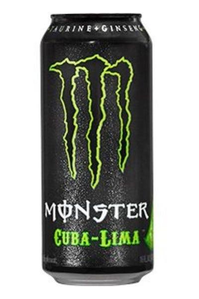 Monster Energy Cuba-Lima