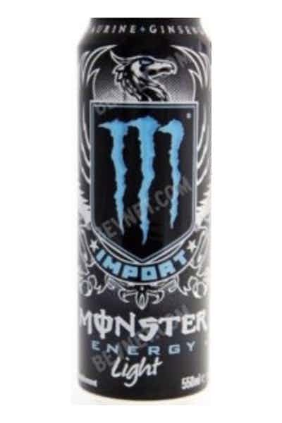 Monster Energy Import / Light