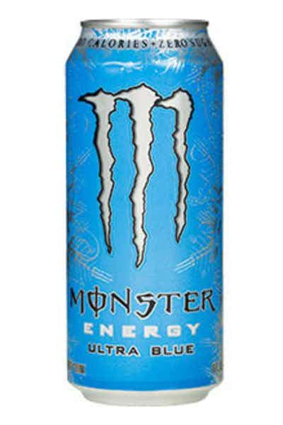 Monster Energy Ultra Blue