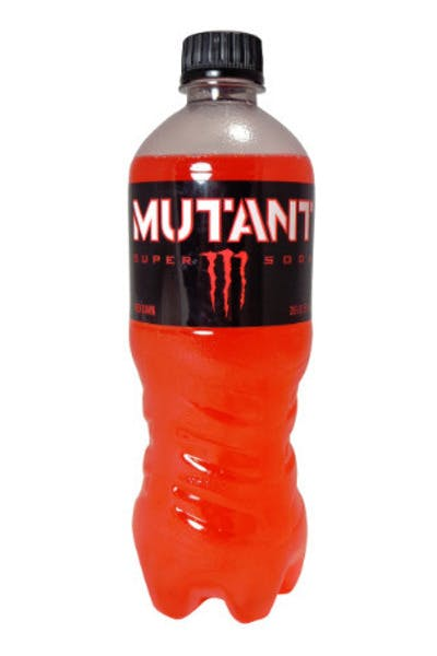 Monster Mutant Soda Red Dawn