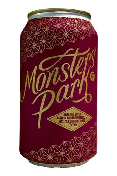 Monsters Park Barrel Aged Stout