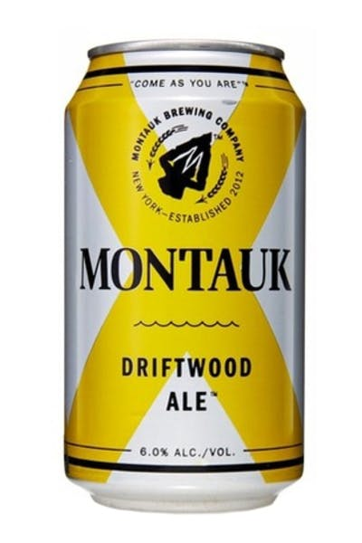 Montauk Driftwood Ale