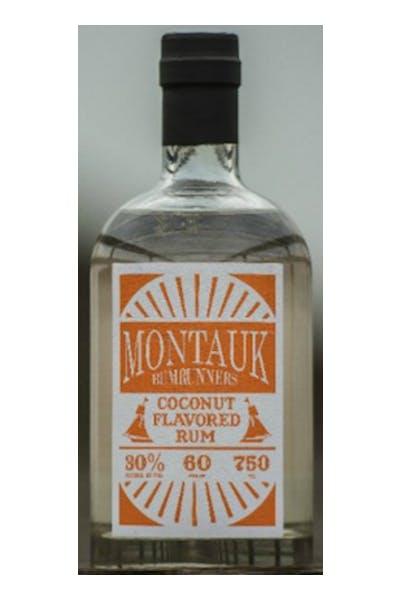 Montauk Rumrunners Coconut Rum