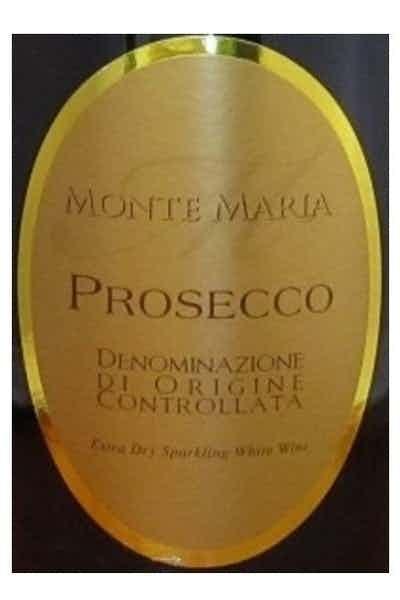 Monte Maria Prosecco