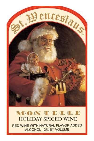 Montelle St. Wenceslaus Holiday Spice Wine