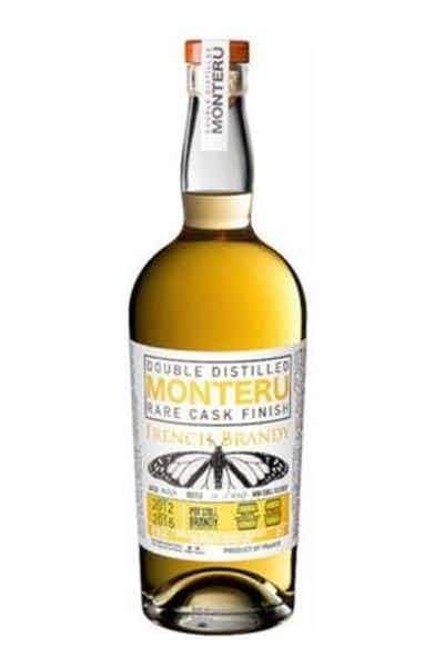 Monteru Sauternes Cask Finished Brandy