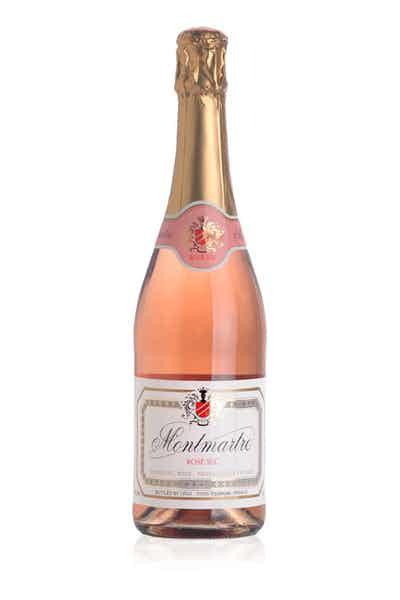 Montmartre Sparkling Rose Sec