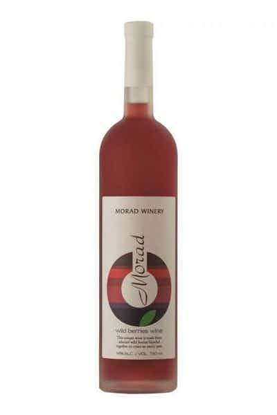 Morad Winery Wild Berries Wine