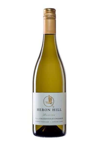 Heron Hill Morris Vineyard Chardonnay Unoaked