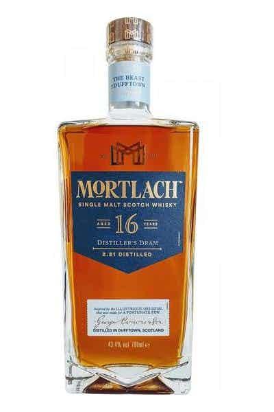 Mortlach Speyside Single Malt Scotch 16 Year