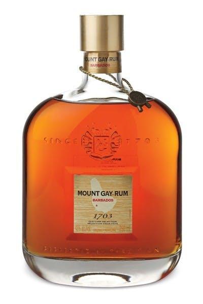 Mount Gay Rum 1703
