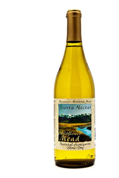 Mountain Meadows Sierra Nectar Wildflower Mead