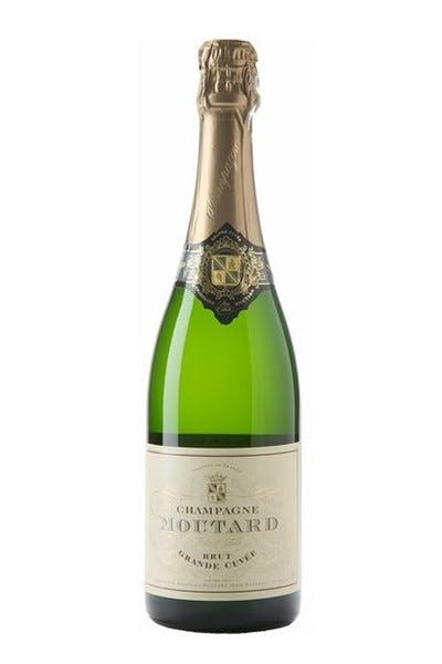 Moutard Champagne Brut Grand Cuvee