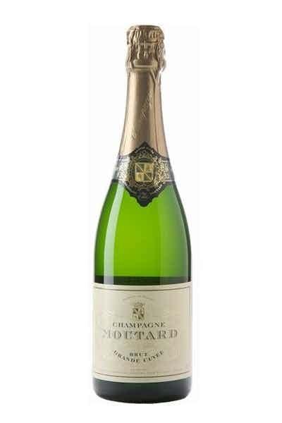 Moutard Champagne Brut Grand Cuvee